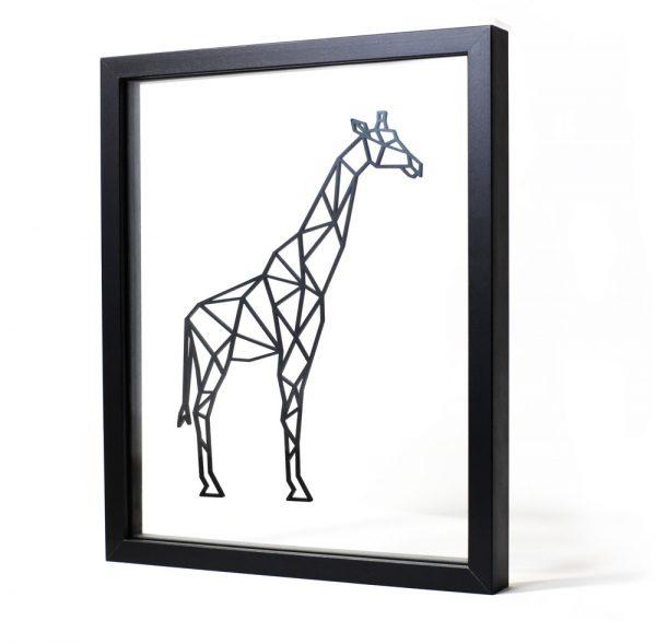 Cadre Chambre d'Enfant Girafe - Ornaté